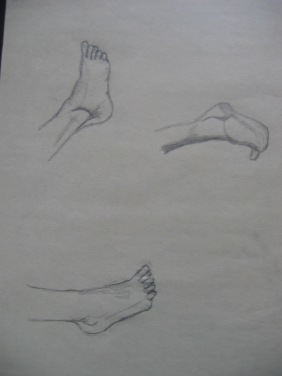 figure-drawing-feet